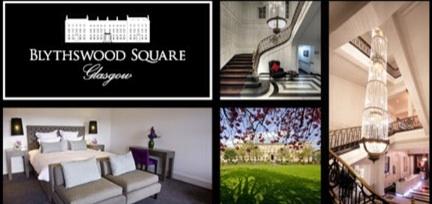 Blythswood square hotel,Glasgow food drink Glasgow blog scotland