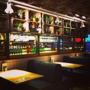 Giraffe restaurant review silverburn tesco Glasgow food drink blog