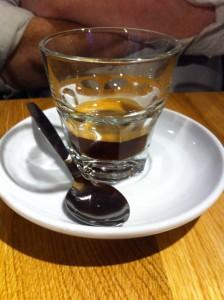 Espresso Giraffe restaurant review silverburn tesco Glasgow food drink blog