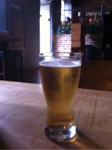 Nicks beer hyndland bar kitchen food drink Glasgow blog