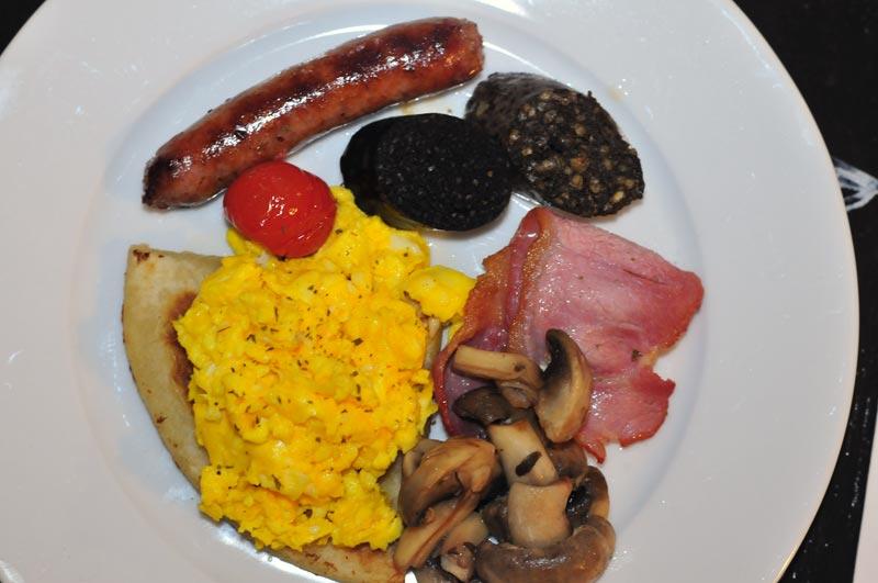 The Old School B&B - Full breakfast