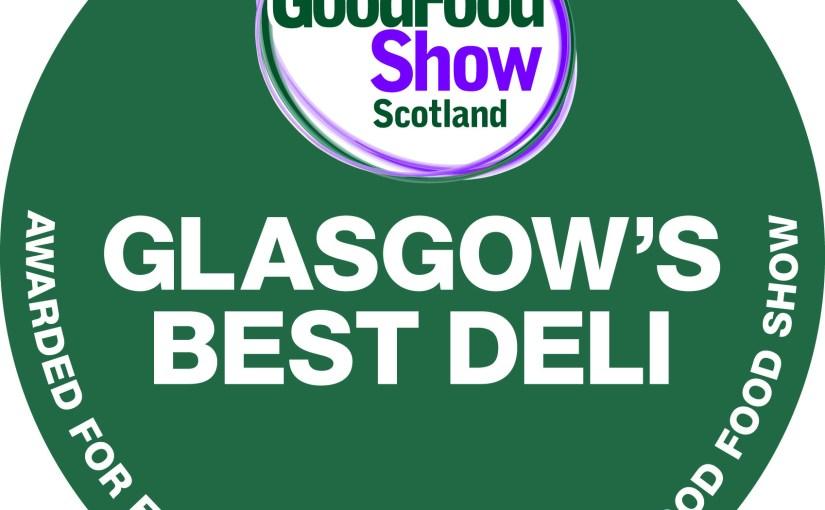 Help crown Glasgow's best deli with BBC Good Food Show
