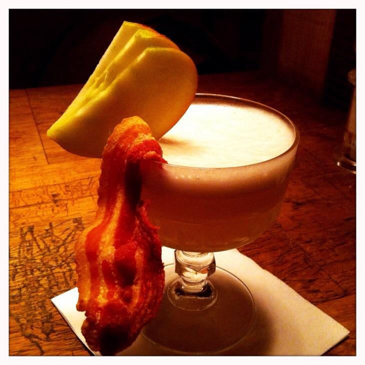 Cocktail Meat bar glasgow