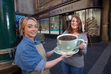 Gordon St Coffee - Macmillan Coffee Morning