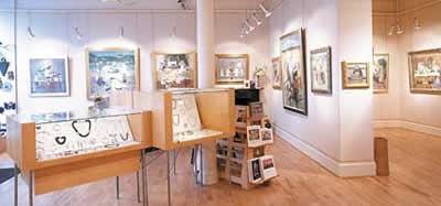 Lifestyle – Roger Billcliffe Gallery, Glasgow