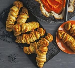 Halloween fun food drink recipe