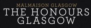 Malmaison the honours Martin Wishart Glasgow menu