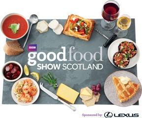 Bbc good food show emma Mykytyn Glasgow foodie food and drink Glasgow