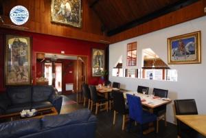Crannog seafood Scottish restaurant fort William