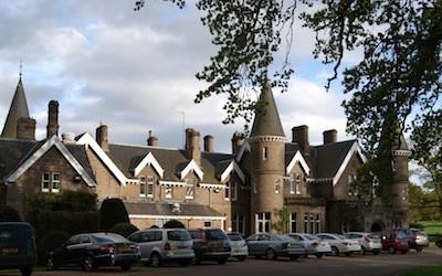Ballathie house hotel Perthshire