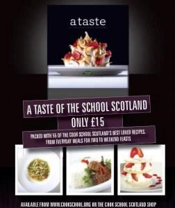 The cook school recipe book Christmas