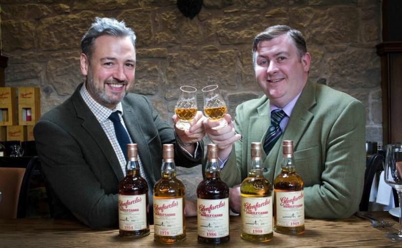 Hutchesons, Glasgow teams up with Glenfarclas Whisky