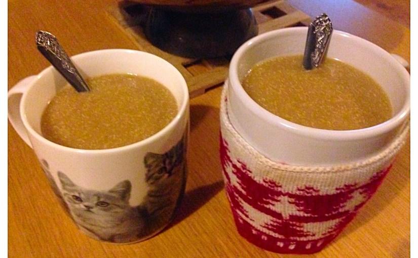 Recipe: Hot Quinoa Drink
