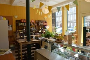 Glasgow Locavore shop