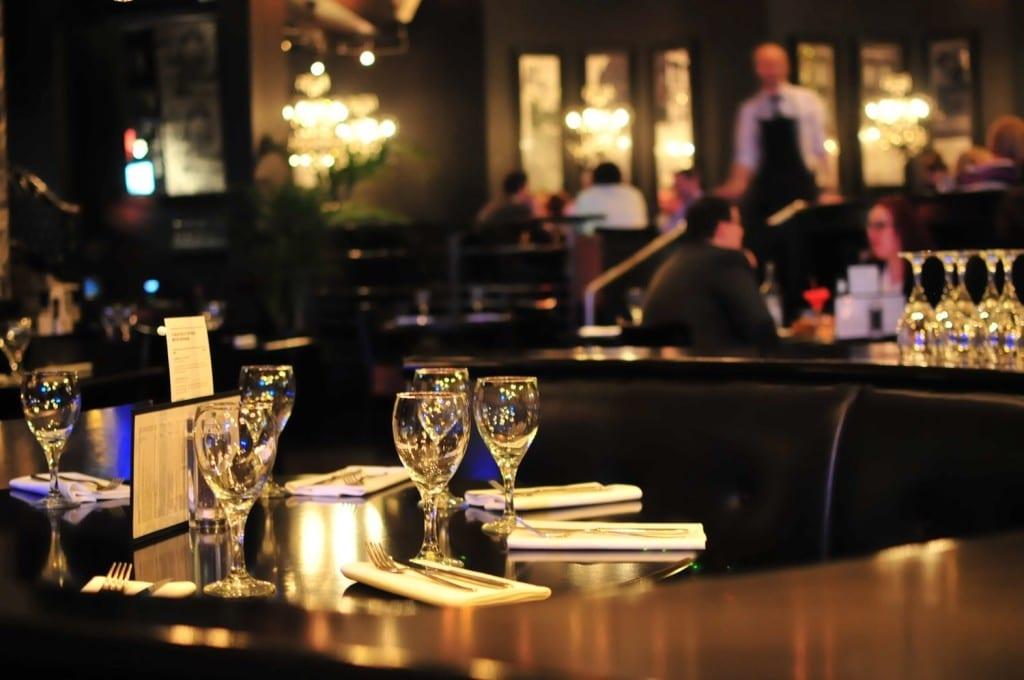 Grill on the corner Glasgow steak fish oyster valentine