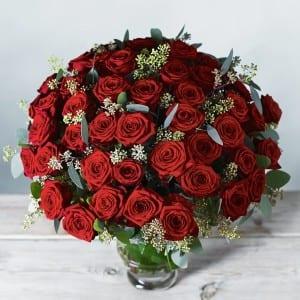 Valentines day flowers waitrose
