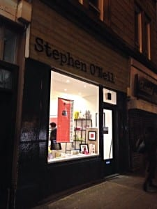 Stephen O'Neil Art Glasgow Shawlands