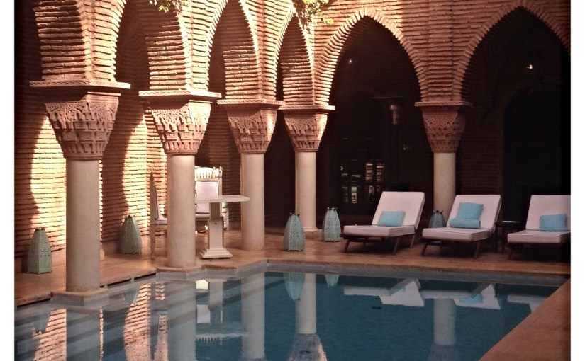 La Sultana win Morocco's Leading Spa Resort at World Travel Awards