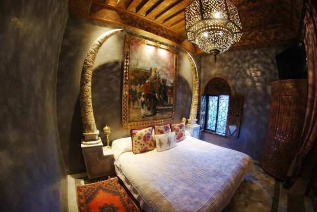 La Sultana - Elephant Suite room
