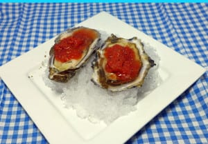 bloody mary oysters