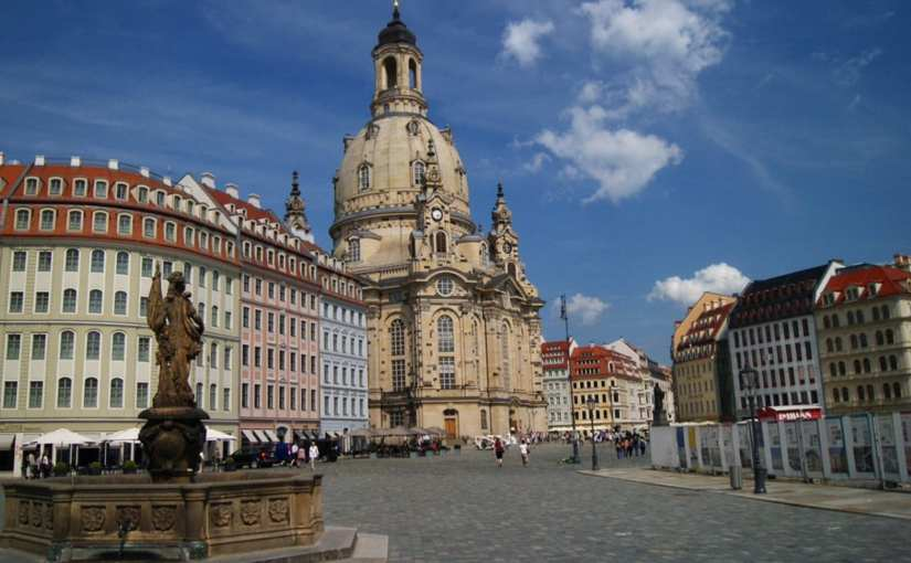 70 years on – the bombing of Dresden
