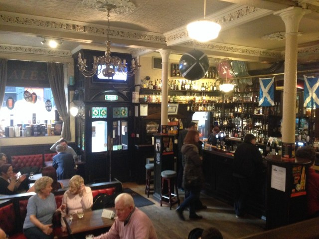 The pot still GLASGOW Whisky bar