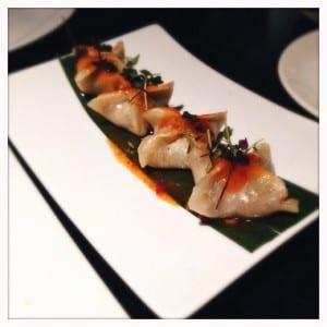 Opium Asian fusion restaurant Glasgow