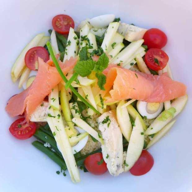 La Sultana hotel - Sultana's choice salad