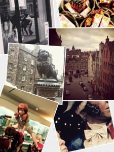 Ibis styles capture blogger event Edinburgh