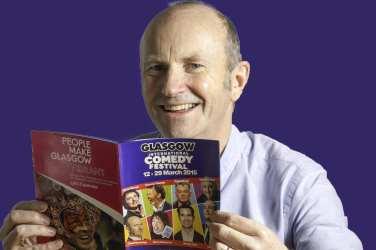 Glasgow comedy festival Fred Macauley la bonne auberge