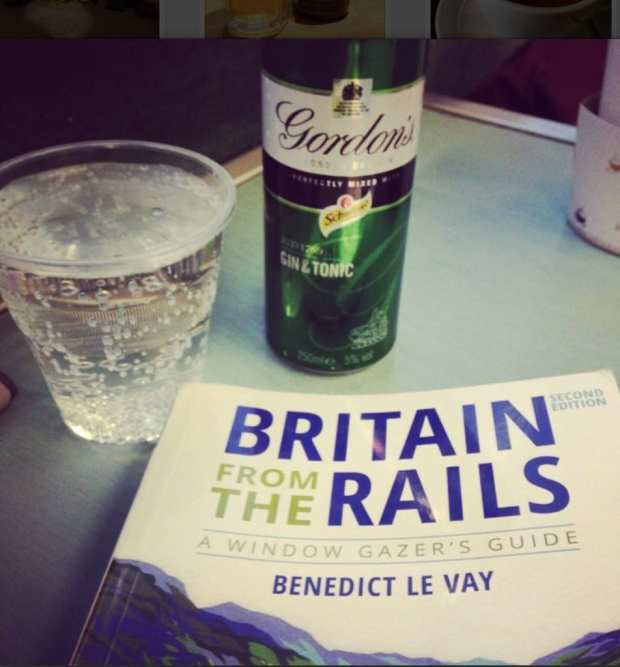 taynuilt hotel scotrail reading gin