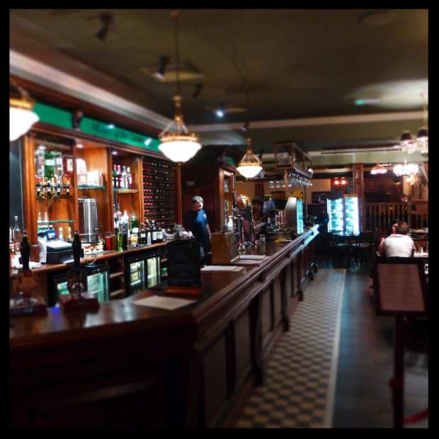 the butterfly and the pig The Corona shawlands glasgow
