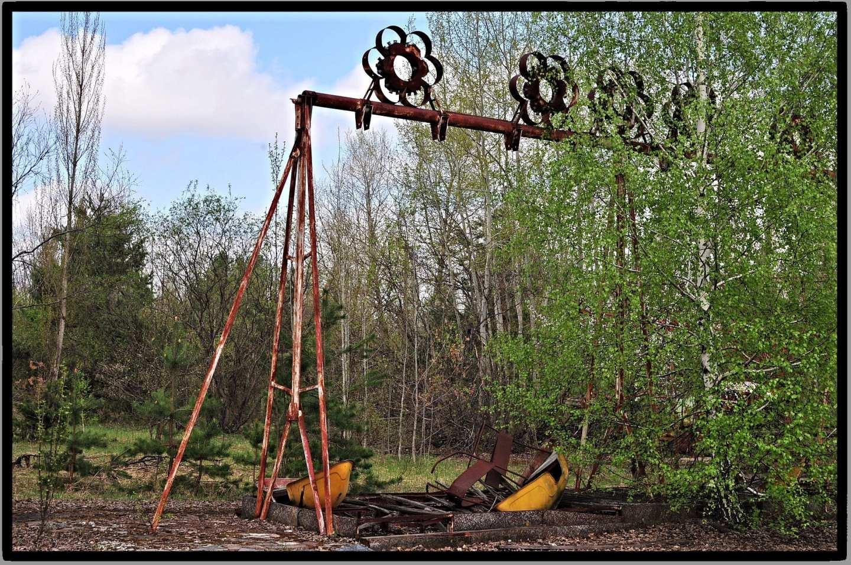 pripyat ukraine chernobyl disaster
