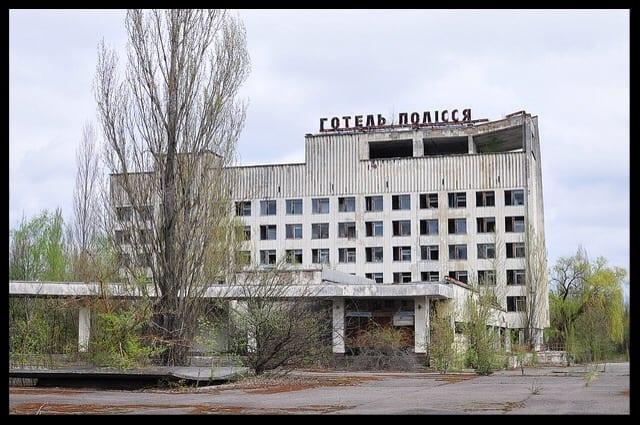 hotel chernobyl pripyat