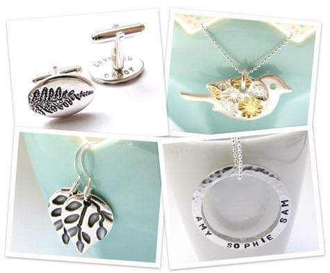 Jewellery Mother's Day scotland