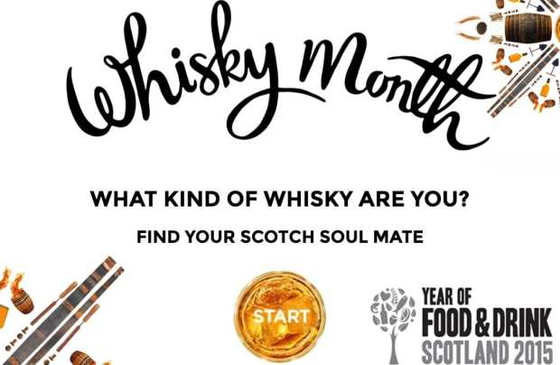 visit scotland whisky month