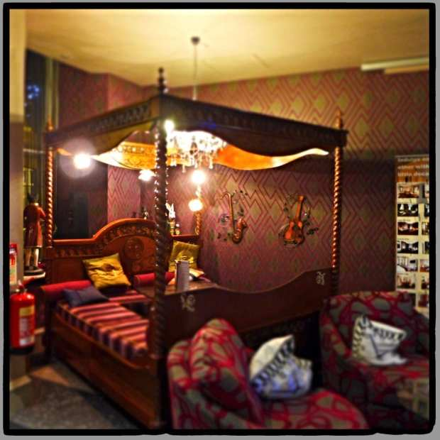 bar restaurant reception carmelite hotel aberdeen scotland