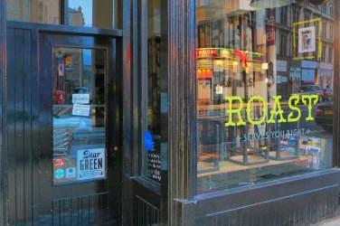 Roast - from outside
