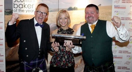 2015 Scottish Baker of the Year on Saturday
