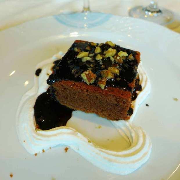 MSC Splendida - Walnut Brownie