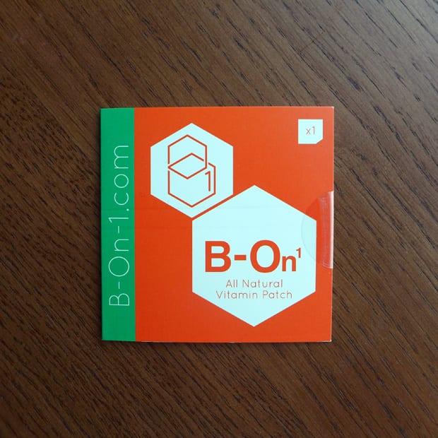 B-on-1 patch