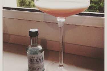french martini glasgow foodie