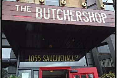 butchershop bar & grill glasgow foodie