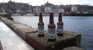 kjøl lerwick brewing co