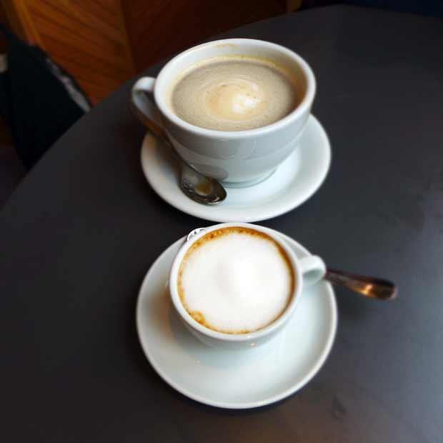 ASK Italian - Coffees