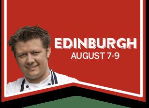 edinburgh foodies festival