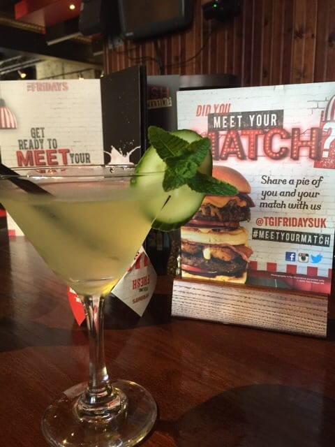 tgi fridays meet your match glasgow foodie explorers new menu