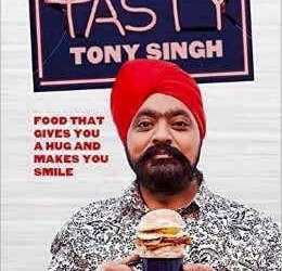 chef tony singh local motive market waverley railway station edinburgh