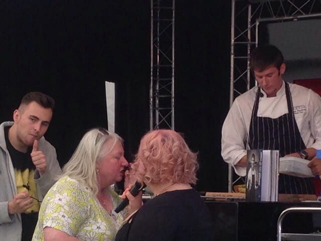 foodies festival edinburgh glasgow foodie explorer
