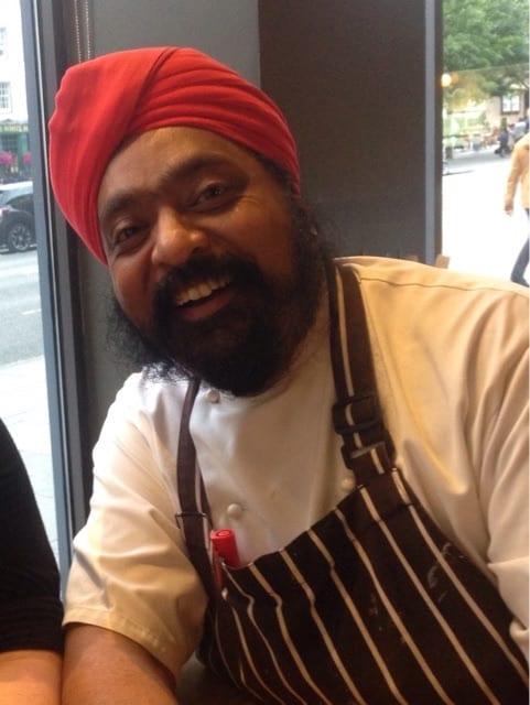 tony singh apex hotels pop up edinburgh festival glasgow foodie explorers